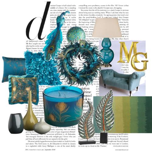 Peacock Inspired…