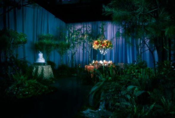 Designers Challenge Fairy Inspired Design Indulgences. Enchanted Forest Bedroom Theme