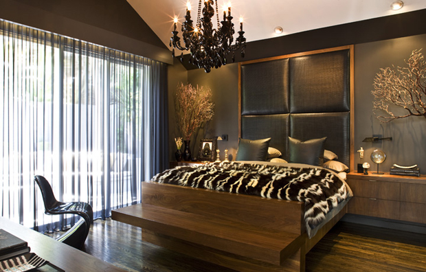 Black Bedroom Chandelier black chandeliers… – design indulgences