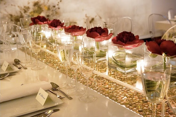 Romantic tablescape ideas… design indulgences