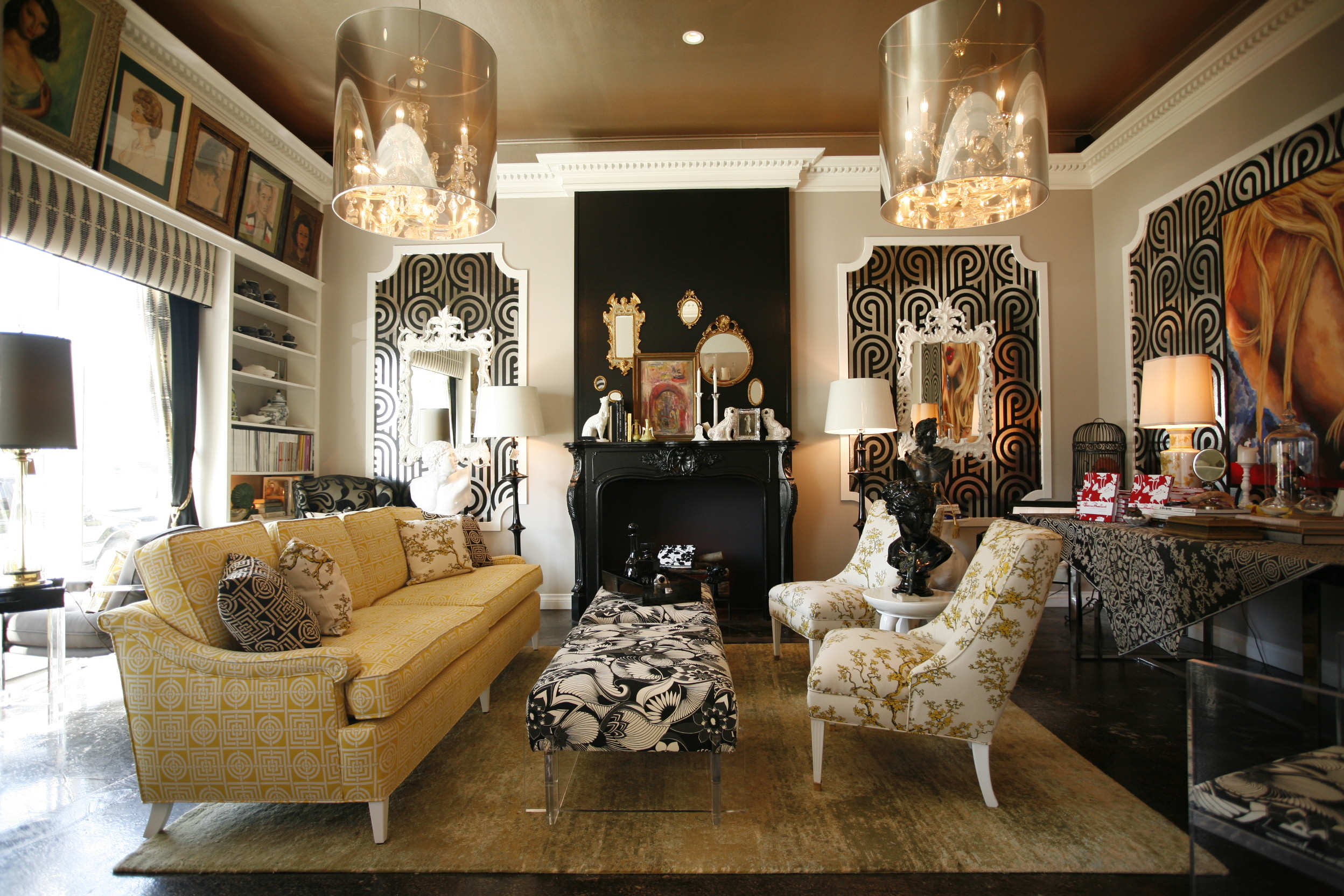 Old Hollywood Style Decor