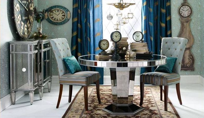 I heart all things peacock design indulgences for Pier 1 dining room pictures
