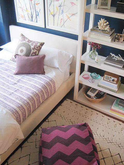 pattern love chevron zig zag khloe kardashian s home office
