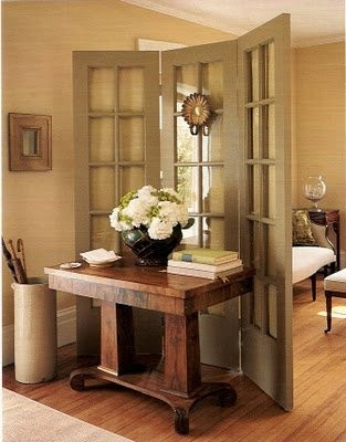 how to set up an entryway