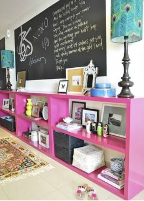 Color Schemes: Pink, Black & Gray… – Design Indulgences