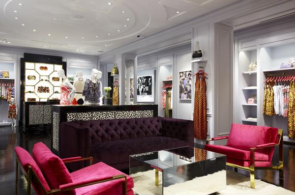 Plum design indulgences for Glam interior design