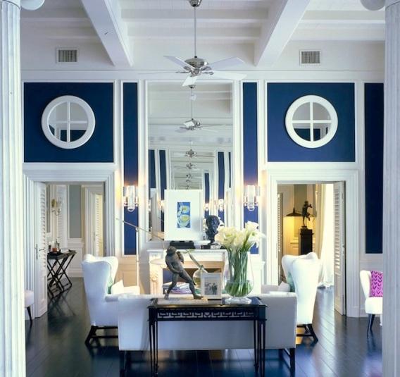 Living Walls Room Decor Yellow Interior