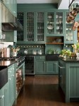 Color Schemes: Gold, Tealish Green...