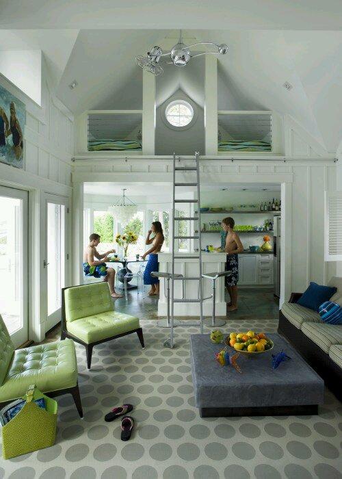 Poolhouse Exteriors & Interiors… – Design Indulgences