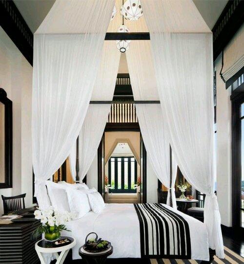 canopy bed design indulgences