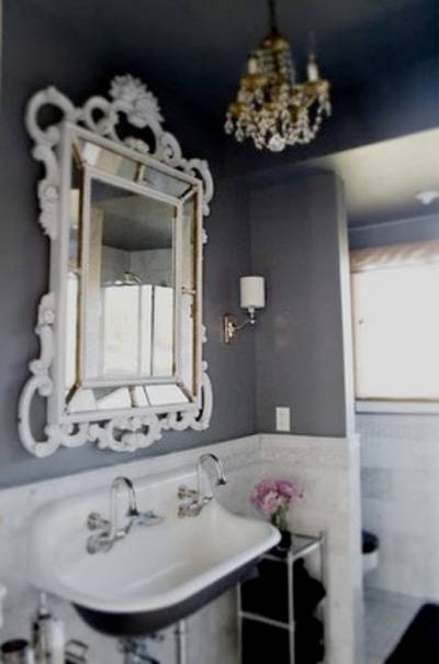 Change Your Bathroom Medicine Cabinet Into A Decorative Mirror To Jazz It Up A Notch Design