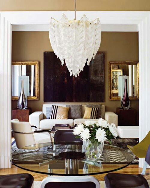 Lighting is like icing on a cake… | Design Indulgences