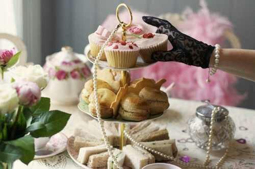 Pastel Floral Tea Party Decor Perfect For A Shower Brunch