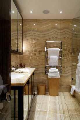 March 2013 design indulgences for Onyx bathroom design