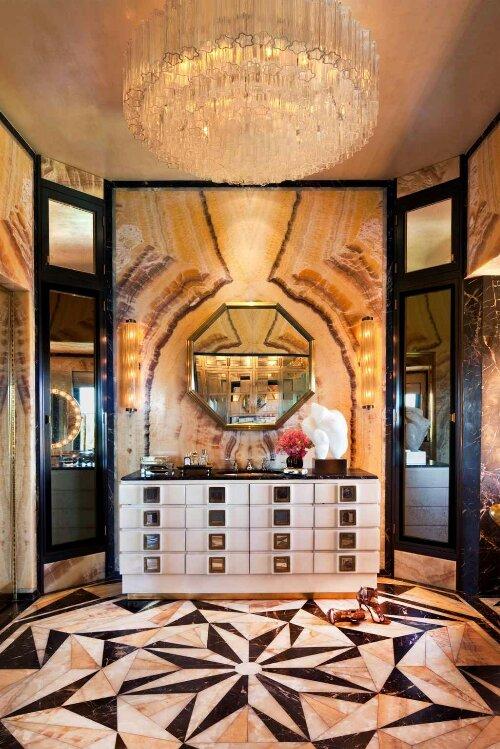 Onyx design indulgences for Onyx bathroom design