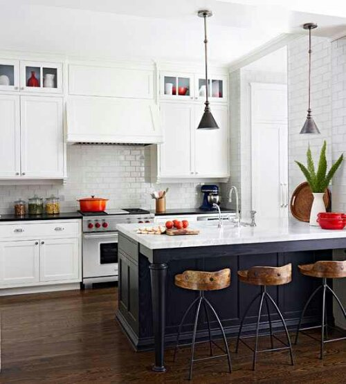 Qotd Do You Prefer Bright Colored Cabinets Or Neutral