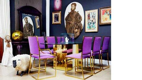 Purple Design Indulgences
