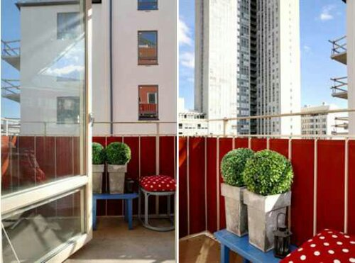 Tuesday s tips 5 ways to give your balcony privacy - Ways enhancing balcony ...
