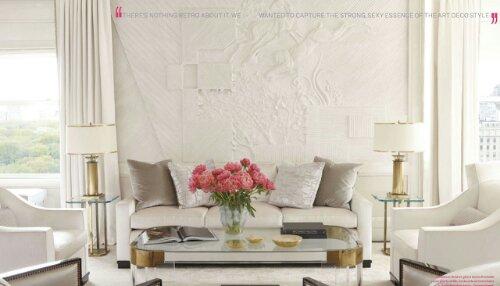 white design indulgences. Black Bedroom Furniture Sets. Home Design Ideas