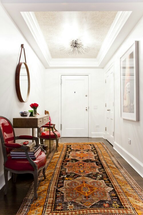 Difference Between Foyer And Entry : Difference between oriental and persian plus over dyed