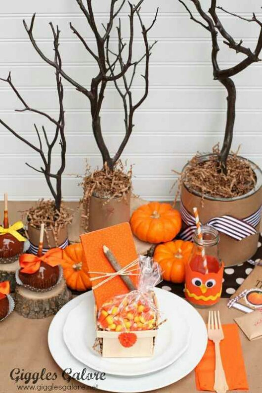 Easy thanksgiving table decor and traditions design Thanksgiving table