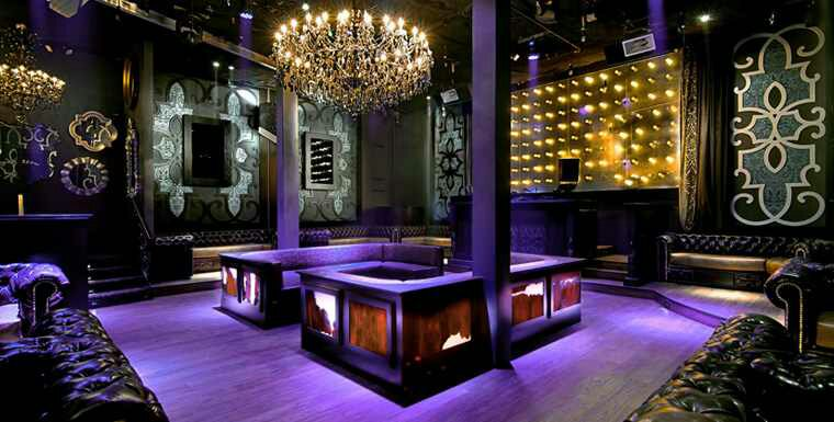A Sexy Nightclub Design Design Indulgences - Sexy bedroom lighting
