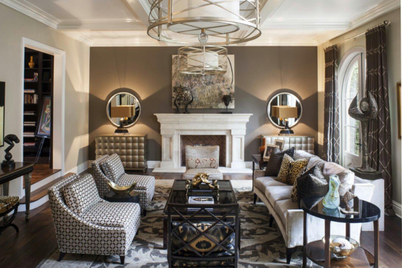 Tailored symmetrical glam…. – Design Indulgences