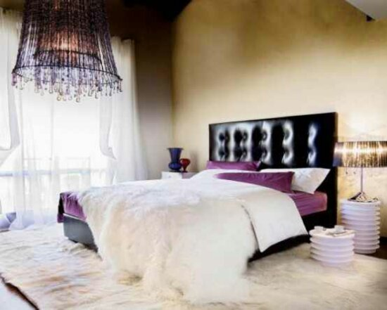 Design Inquiries: winning the purple bedroom battle with your ...