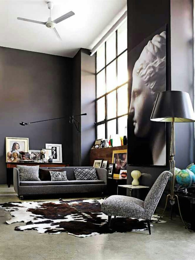 Some Inspiration For A Home Of A Man Design Indulgences