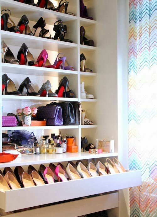 Tuesday S Tips Store Shoes In Deep Drawers Design