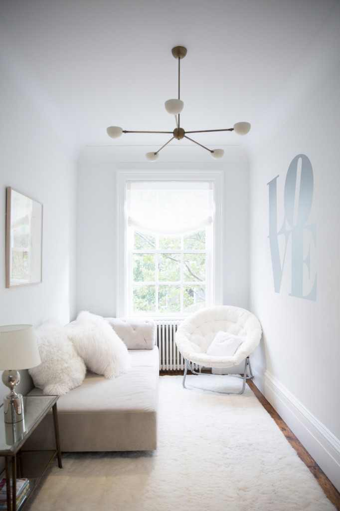 Small space design indulgences for Small narrow living room ideas