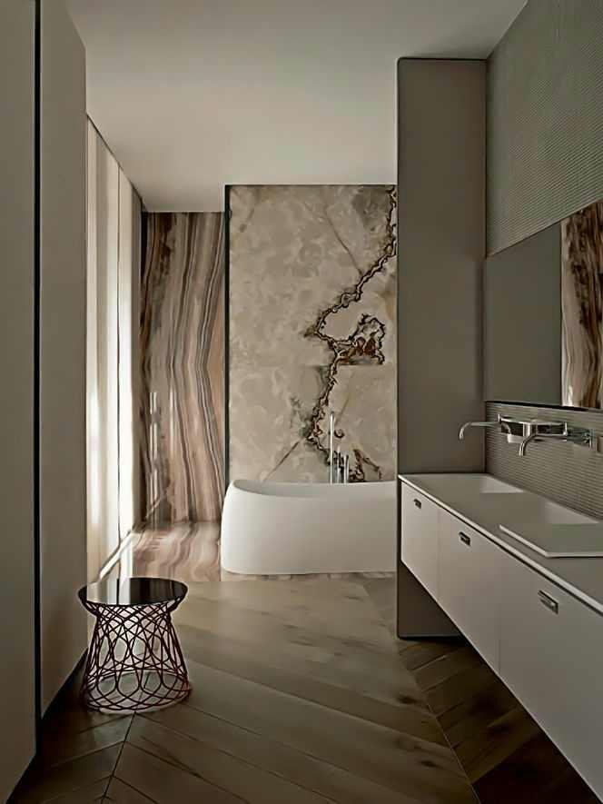 Marble Slab Design : White and cream bathroom stone slabs tile design