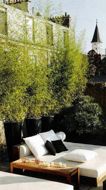 Outdoor spaces and inspiring places Design