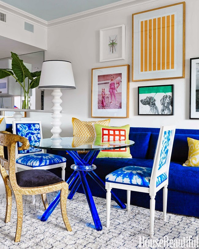 A Lot Of Cobalt Blue Navy And Turquoise Design Indulgences