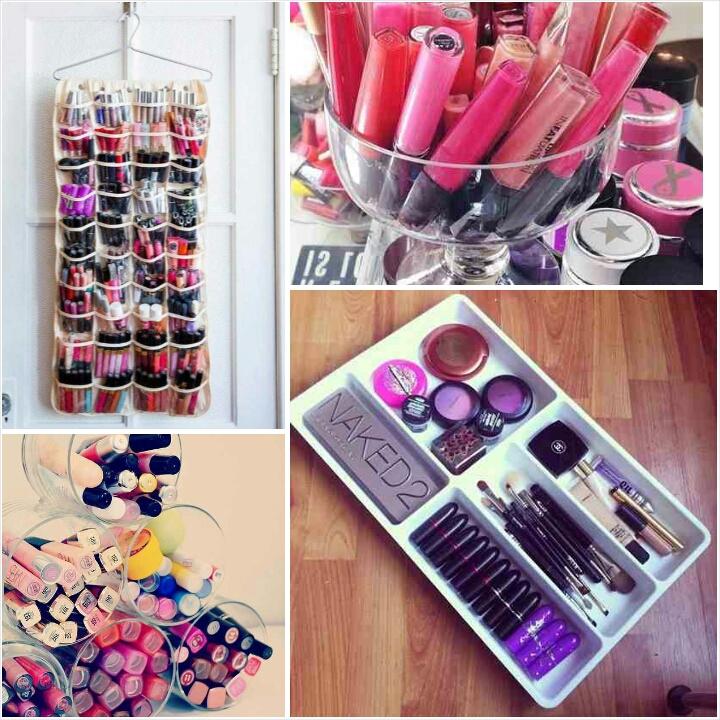 Tuesday S Tips Makeup Storage Ideas Design Indulgences