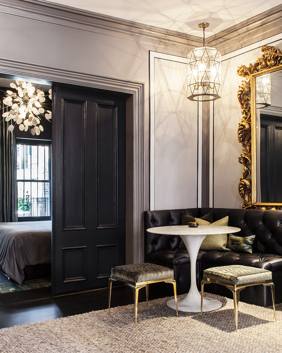 Dining Room Booth: Opulent Dining Booths…