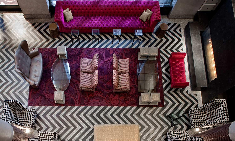 hotel indulgences: the ganesvoort ny – design indulgences