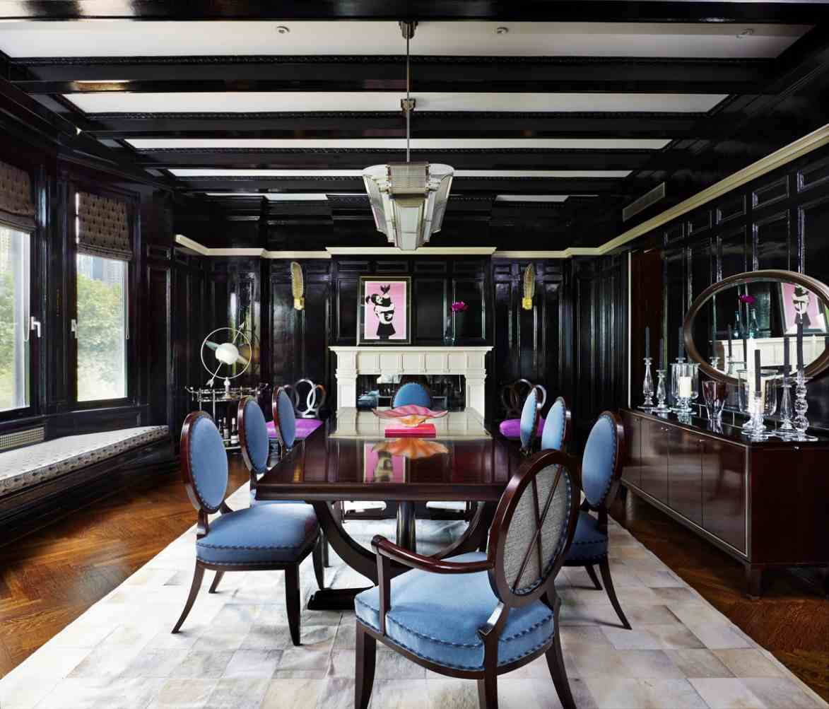 Hollywood Regency Interior Design: Design Indulgences
