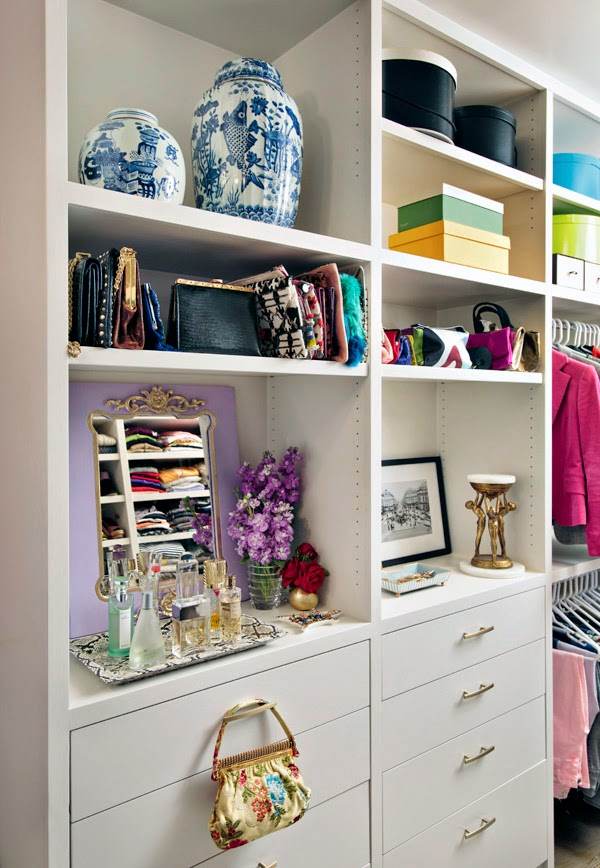 Closet Inspiration Including A Cool Use For Pegboards