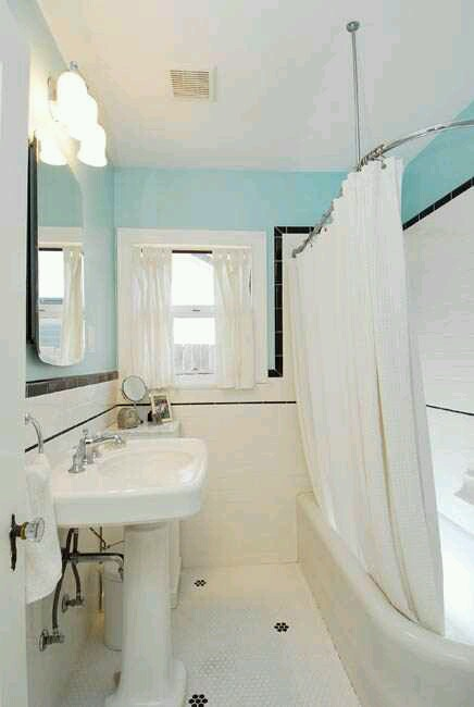 Tuesday S Tips How To Live With Dated Bathrooms