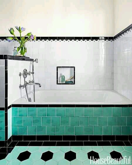 Tuesday's Tips: How To Live With Dated Bathrooms
