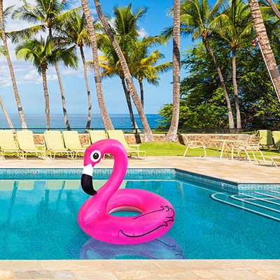 Pool Party Essentials Plus Flamingo Pool Float Giveaway