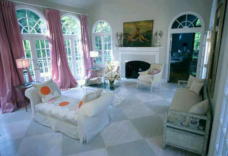 Romantic Window Drapery Design Indulgences