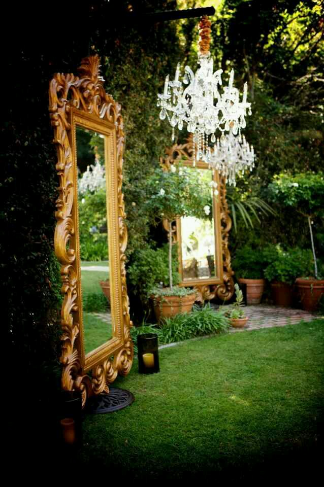 Enchanted forest design indulgences for Decoration theme jardin