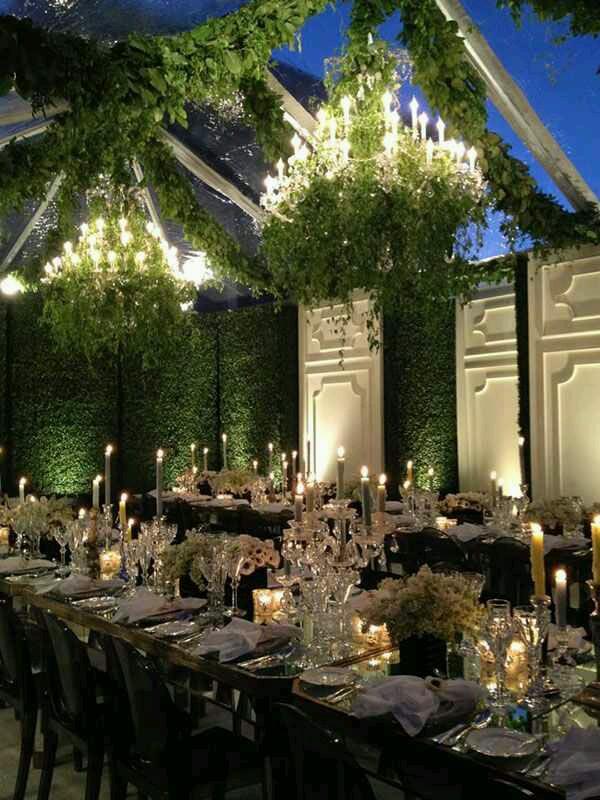 Enchanted Garden Decor Home design and Decorating