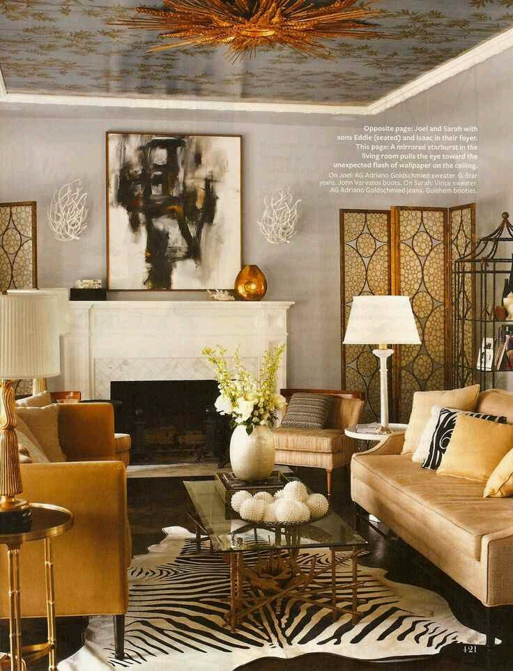 Image. The Beige And Camel Sofas ...