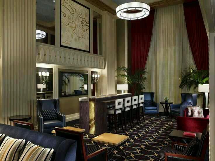 My review of hotel monaco in chicago design indulgences for Hotel monaco decor