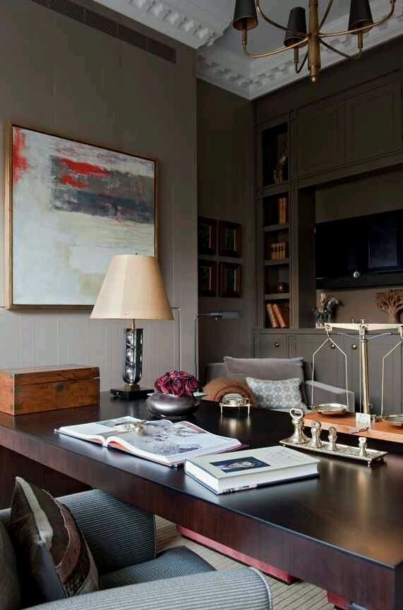 Happy 1st monday of the year design indulgences for Well designed office spaces