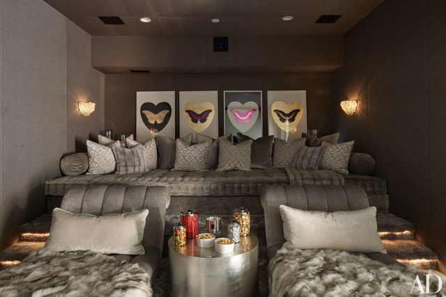 Kourtney Khloe Kardashian S Homes In Architectural