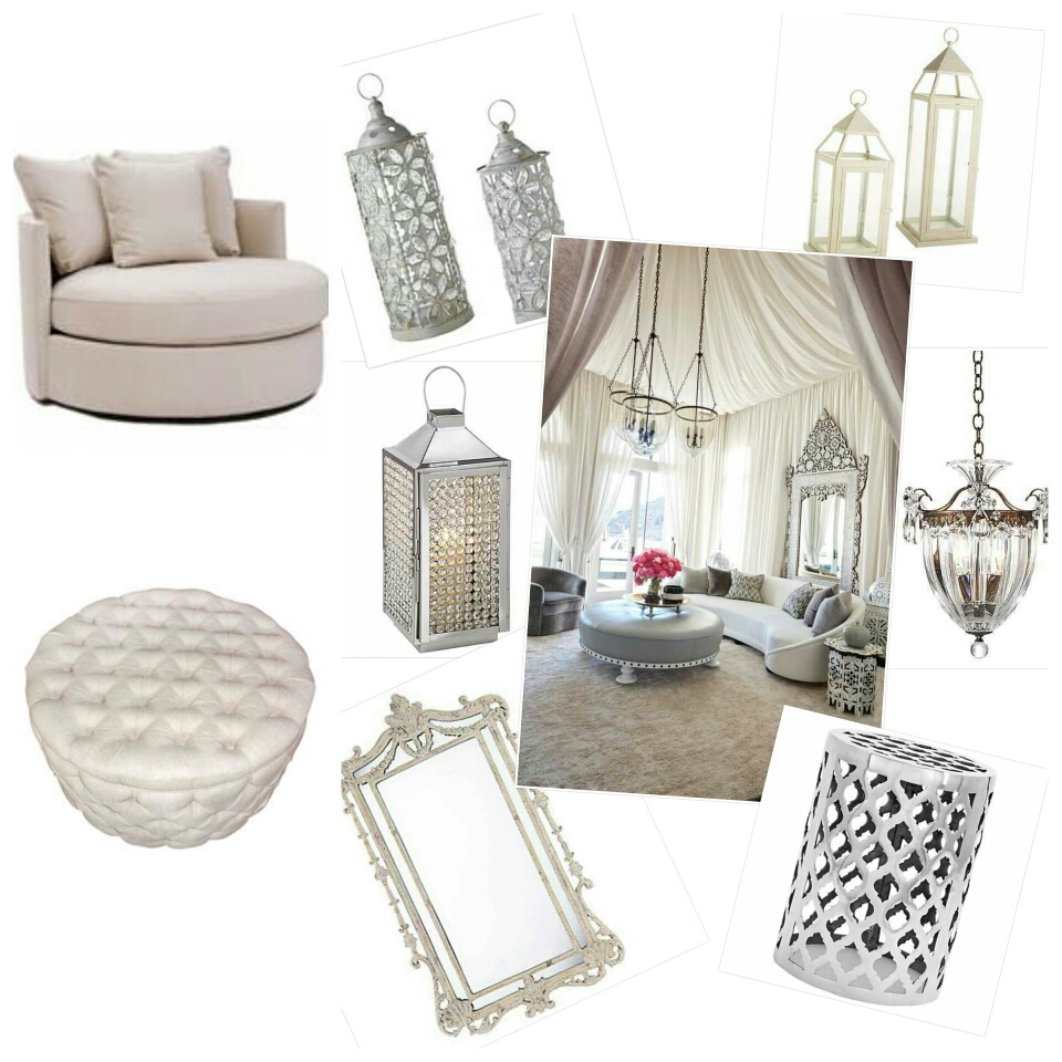 Get the look for less on Khloe\'s home… – Design Indulgences